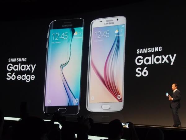 Samsungの反撃体制がようやく整ったMWC2015|山根康宏のワールドモバイルレポート
