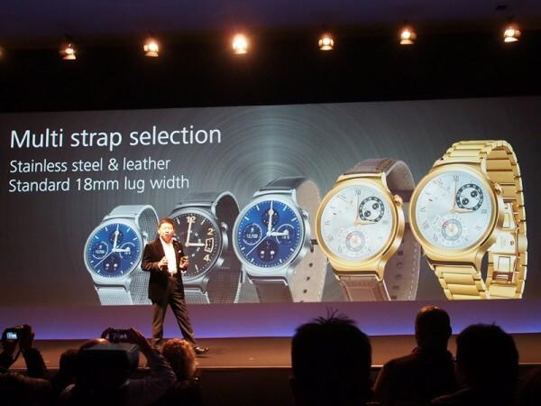 腕時計を目指すスマートウォッチ|山根康宏のワールドモバイルレポート