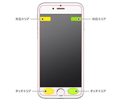iPhoneにボタン機能を追加する保護ガラスを試してみた|木暮祐一のぶらり携帯散歩道