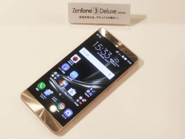 日本市場での戦略を大きく変えるASUS、ZenFone 3は「脱・格安スマホ」を目指す|山根康宏のワールドモバイルレポート