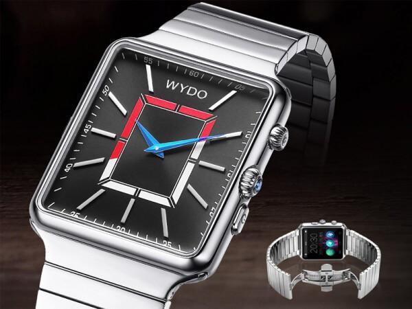 この発想は無かった!アナログ時計とスマートウォッチを一体化させた、両面腕時計は登場するのか|山根康宏のワールドモバイルレポート
