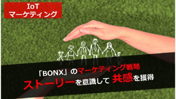 BONXのマーケティング戦略