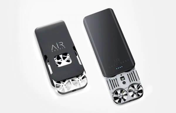 スマホケースにドローンを内蔵!IoT機器とスマートフォンの新しい関係|山根康宏のワールドモバイルレポート