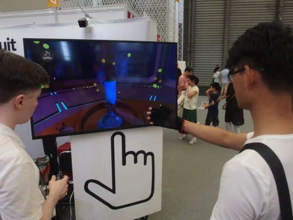 VR空間で細かい操作を可能にできる、新たなハンドコントローラーが登場|山根康宏のワールドモバイルレポート