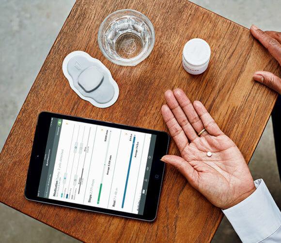 ウェアラブルの次はインプランタブル?! センサー入り錠剤薬が米国で承認|木暮祐一のぶらり携帯散歩道