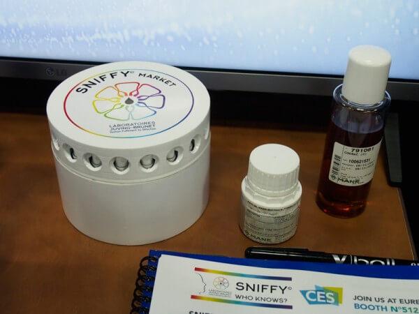 香りの世界にもIoT、スマホを使って自由に香りを演出しよう|山根康宏のワールドモバイルレポート