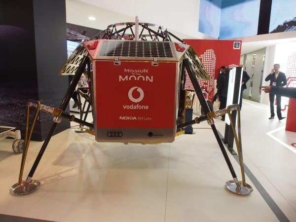 月面でもIoTデバイスが使えるようになる、ノキアとボーダフォンの取り組みに注目|山根康宏のワールドモバイルレポート