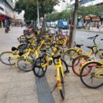 グローバル展開を始めた中国のシェア自転車|山根康宏のワールドモバイルレポート