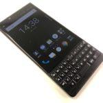 「BlackBerry KEY2」至高のフルキーボードを備えた国内ネットワークにも最適なSIMフリー端末