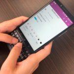 ついに大手通信キャリアのKDDIから発売されるSIMフリー端末!!「BlackBerry KEY2」の紹介
