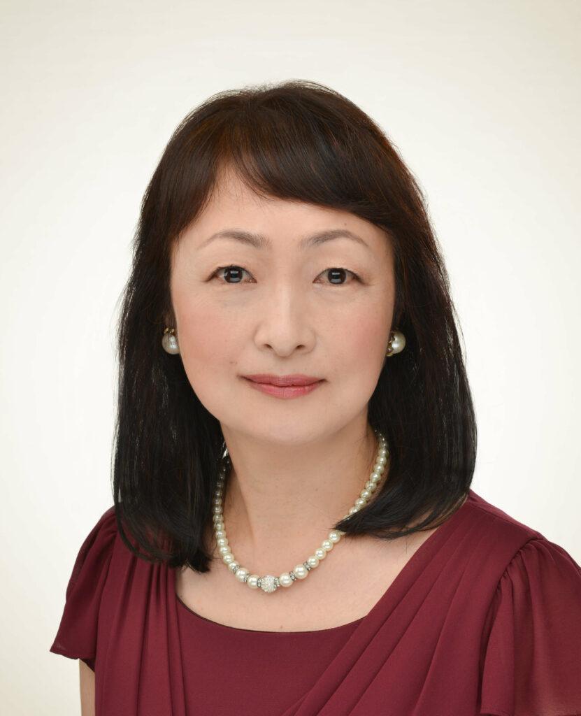 上松恵理子先生