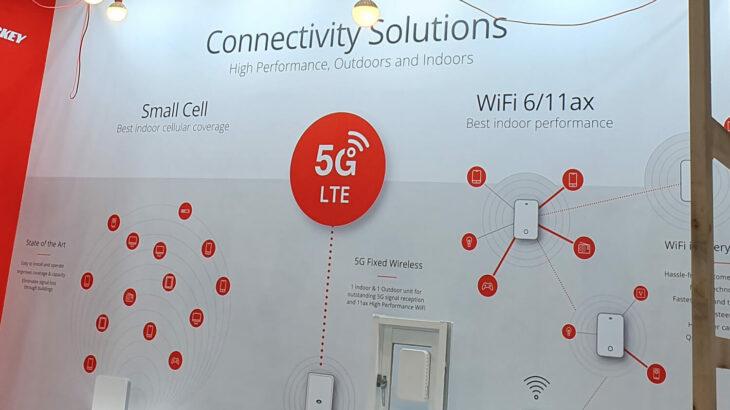 5Gスマホの展示もあった、COMPUTEX TAIPEI 2019で5Gを体験|山根康宏のワールドモバイルレポート