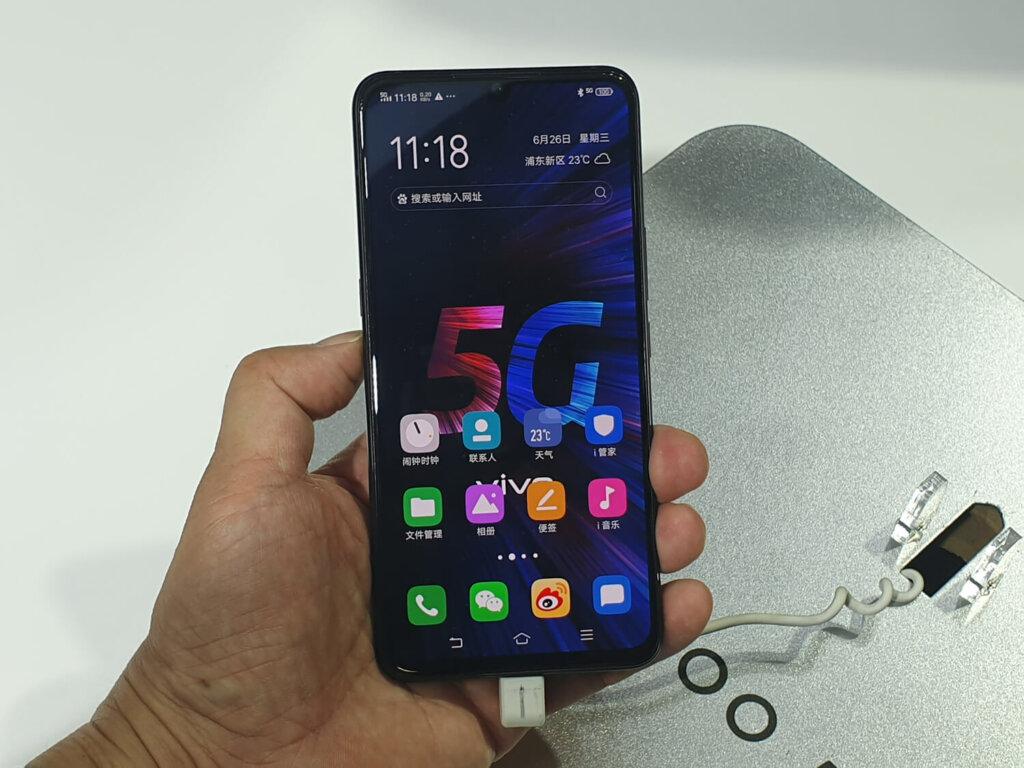 iQOO 5G。5Gをゲームのために使いたい、そんなユーザーをターゲットにした製品