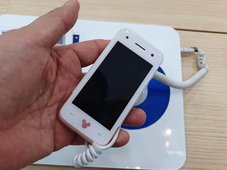 韓国で販売されている子供向けのミニスマートフォン