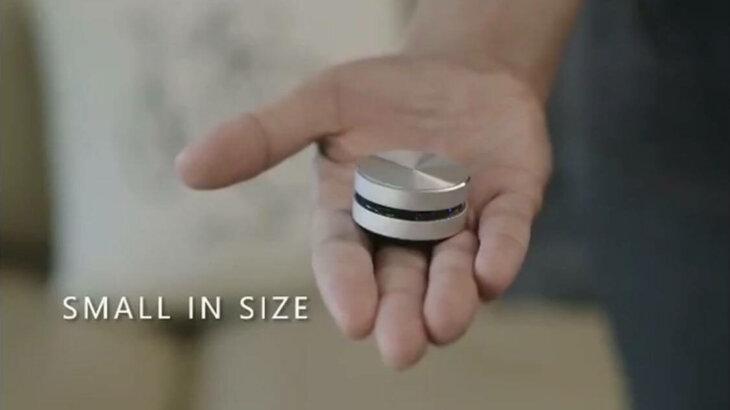 HUMBIRD SPEAKER 超コンパクトな手のひらサイズ