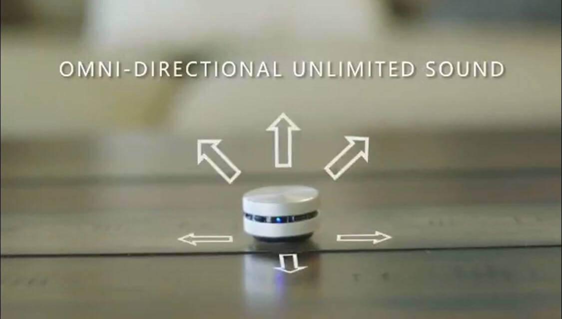 HUMBIRD SPEAKER 骨伝導式スピーカーによる高音質・高音量な音楽
