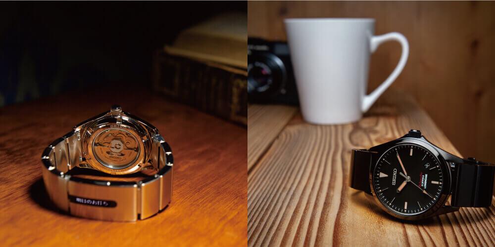 seiko wena wrist pro Mechanical set -LOWERCASE Edition