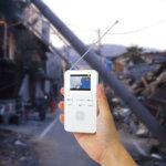 停電時や通信障害時にテレビ・ラジオの受信ができる! 普段使いもOKな防災ワンセグテレビラジオ登場