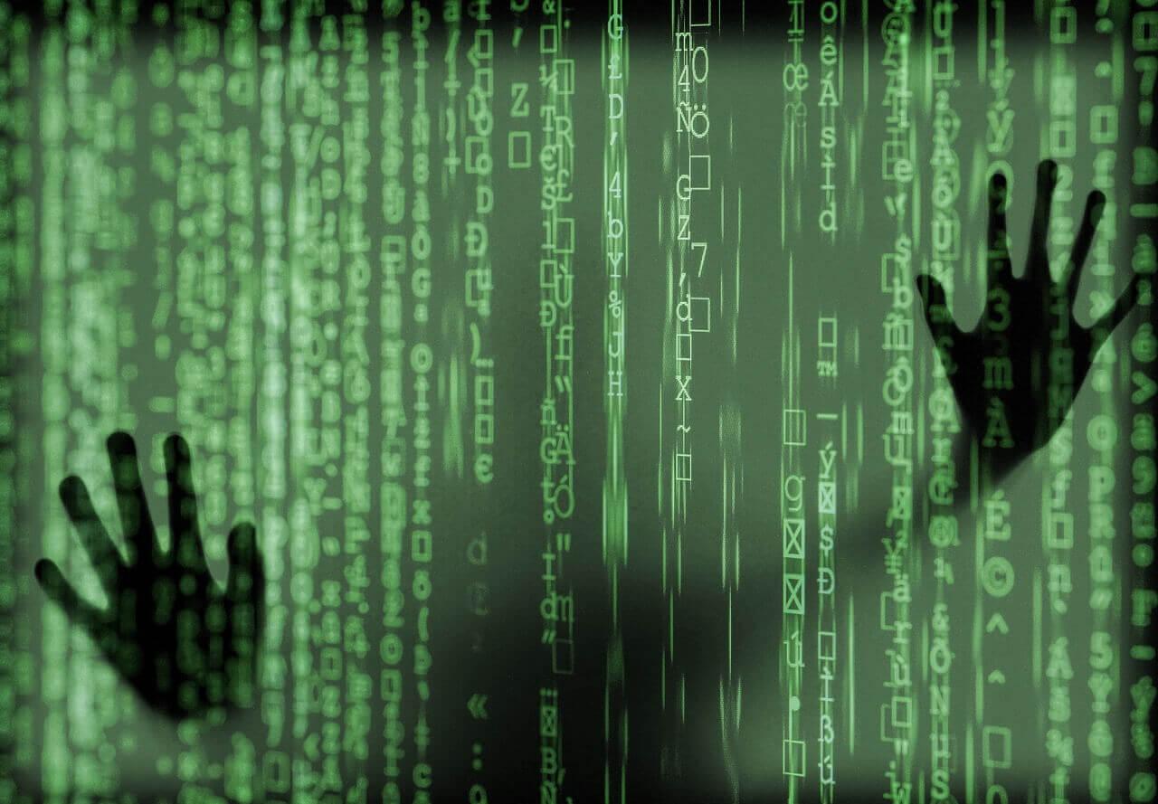 サイバー攻撃のイメージ