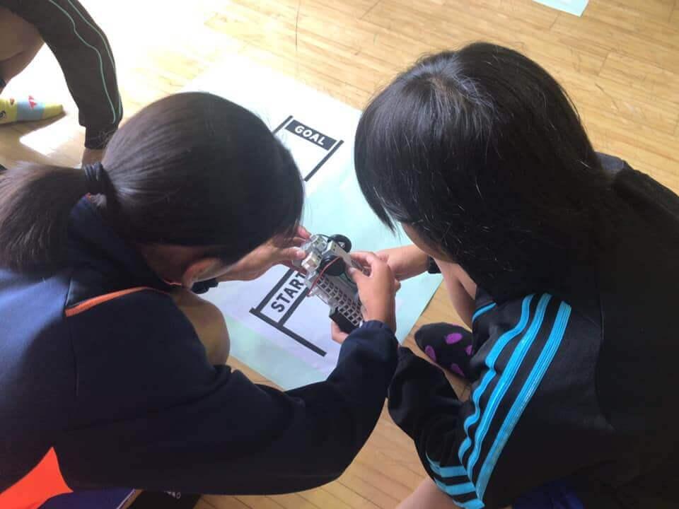 串本町立潮岬小学校のICT教育の様子