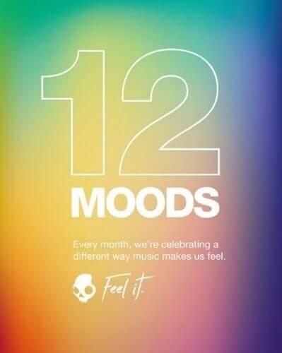 12 MOODS