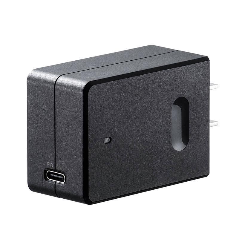 USB PD充電器「700-AC028」