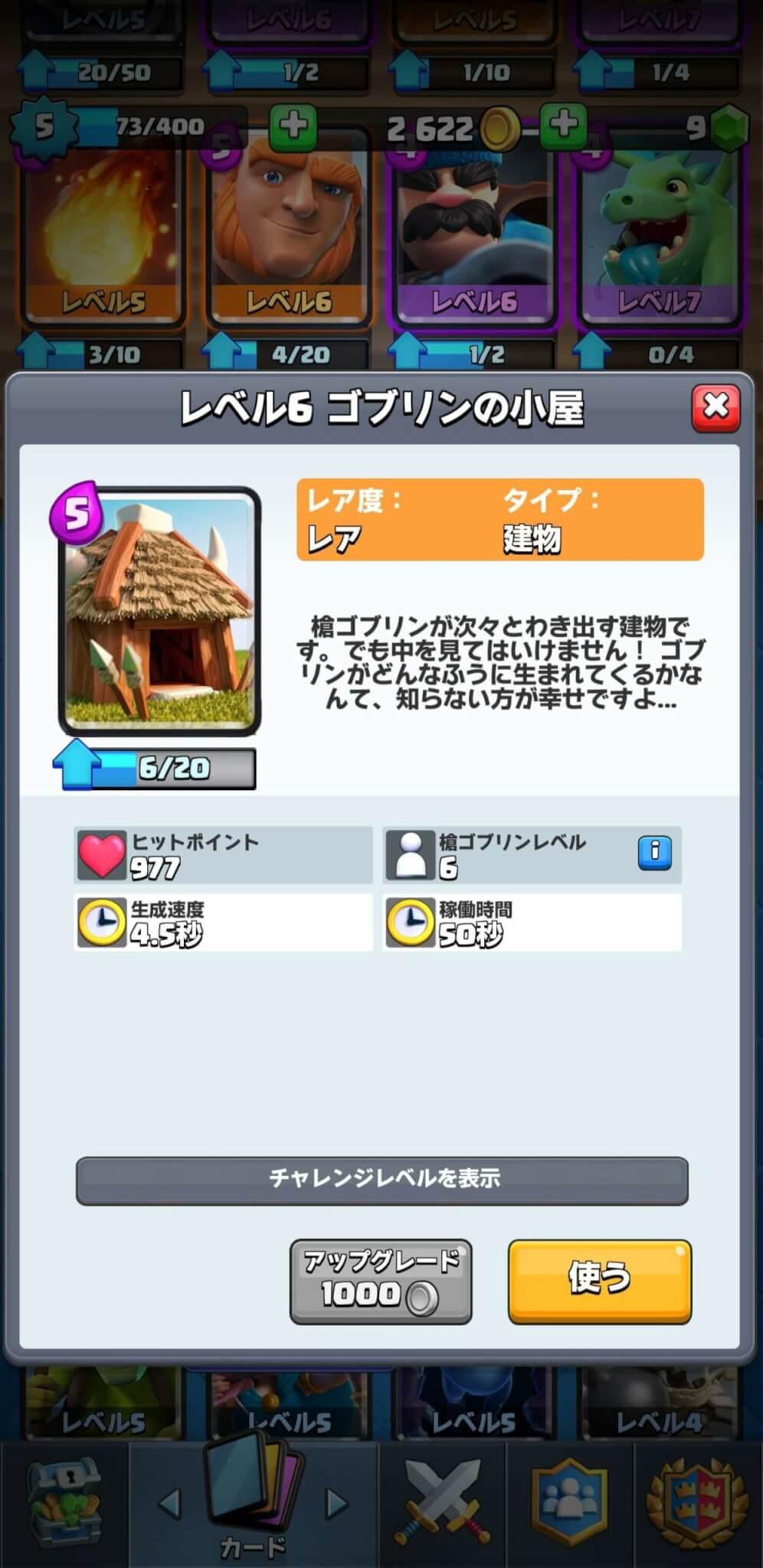 ゴブリンの小屋