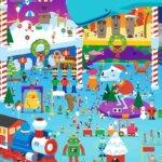 クリスマス専用アプリ「サンタを追いかけよう」!スマホでサンタクロースを追跡できる?!