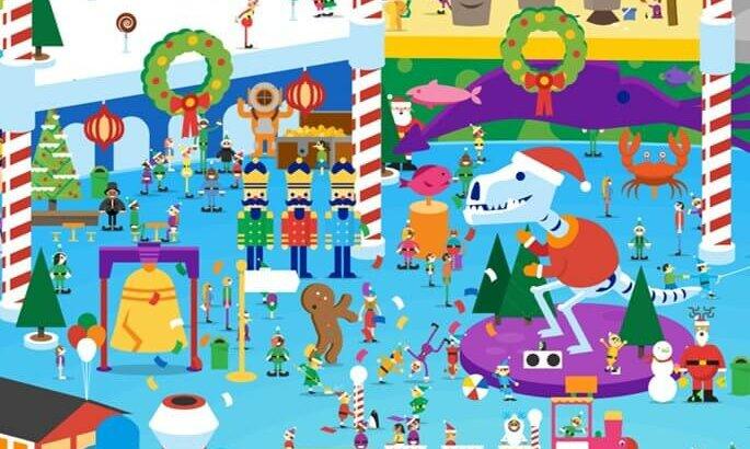 クリスマス専用アプリ「Google サンタを追いかけよう」!スマホでサンタクロースを追跡できる?!|池端隆司のモバイルジャンクション