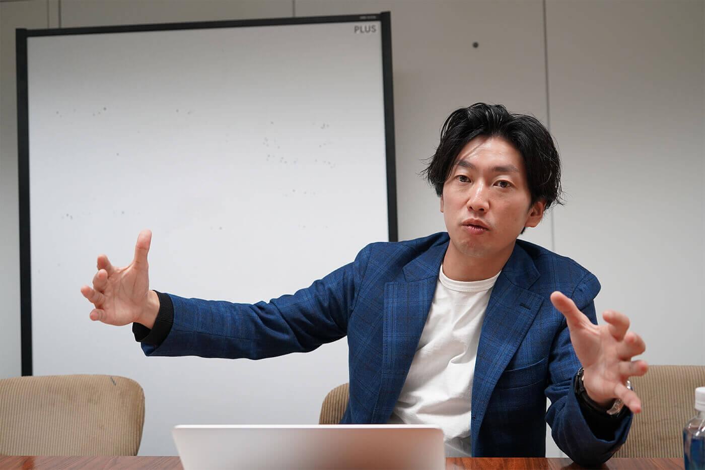 ライフイズテック株式会社 代表取締役CEO 水野 雄介さん