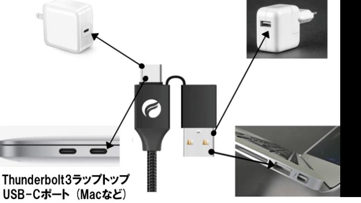 「キメラ 5-in-1 ケーブル」様々なガジェットに充電でき、データ転送も可能!多機能ケーブルが日本上陸