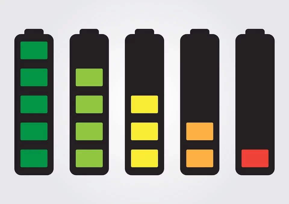 バッテリー容量で選ぶ