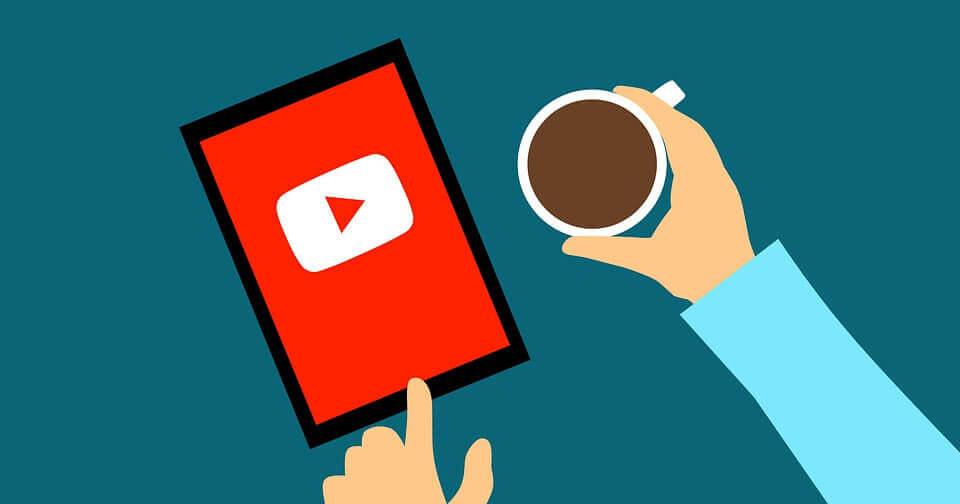 YouTubeを楽しむ