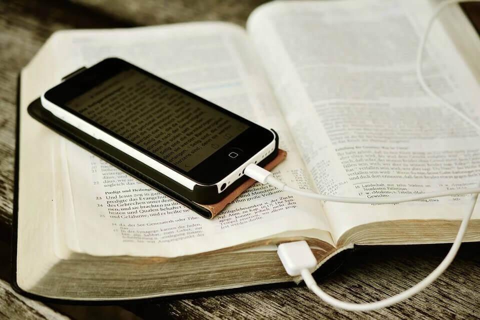 iPhoneと本