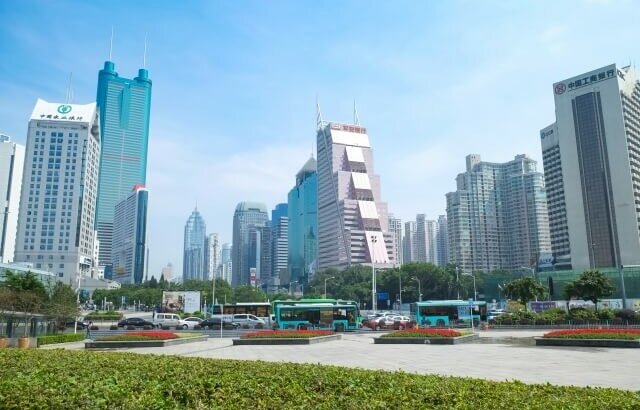 中国深圳市