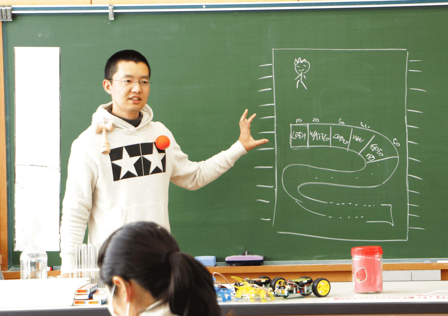 松田 優一 氏