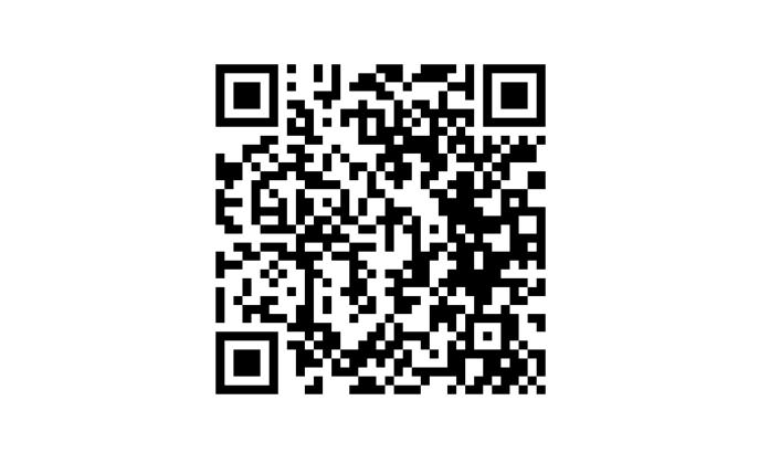 リクライブ公式LINEアカウント QRコード