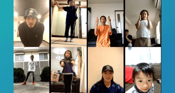 オンラインレッスンアプリ『スポともダンス』