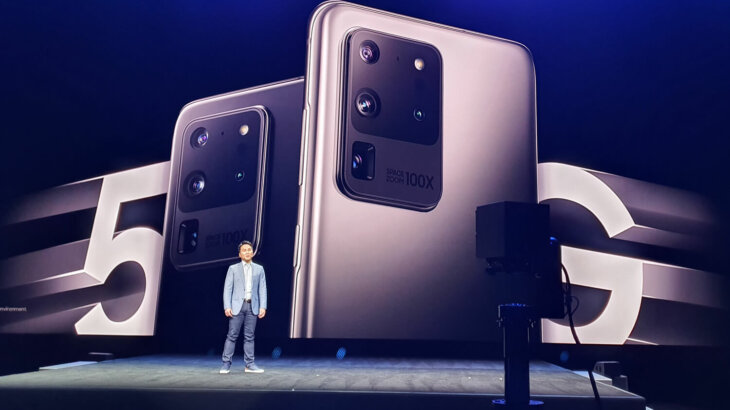 5Gは端末メーカーの力関係も変える