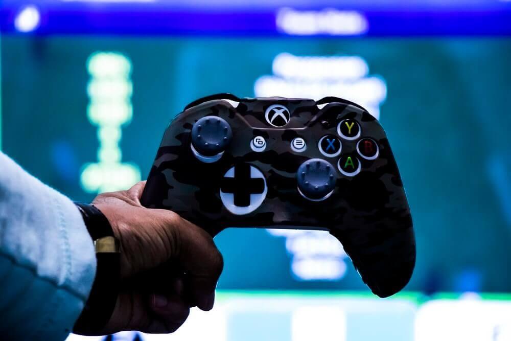 ゲームのコントローラ