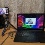 スマホのWEBカメラ化や簡易PC機能でリモートワークを便利にする2つのテク|山根康宏のワールドモバイルレポート