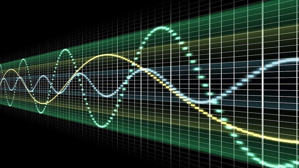 周波数のイメージ