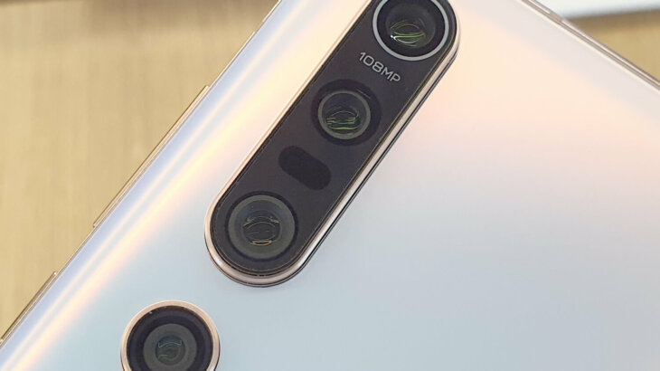 Mi 10 Pro 5Gのカメラは1億800万画素以外も高性能だ