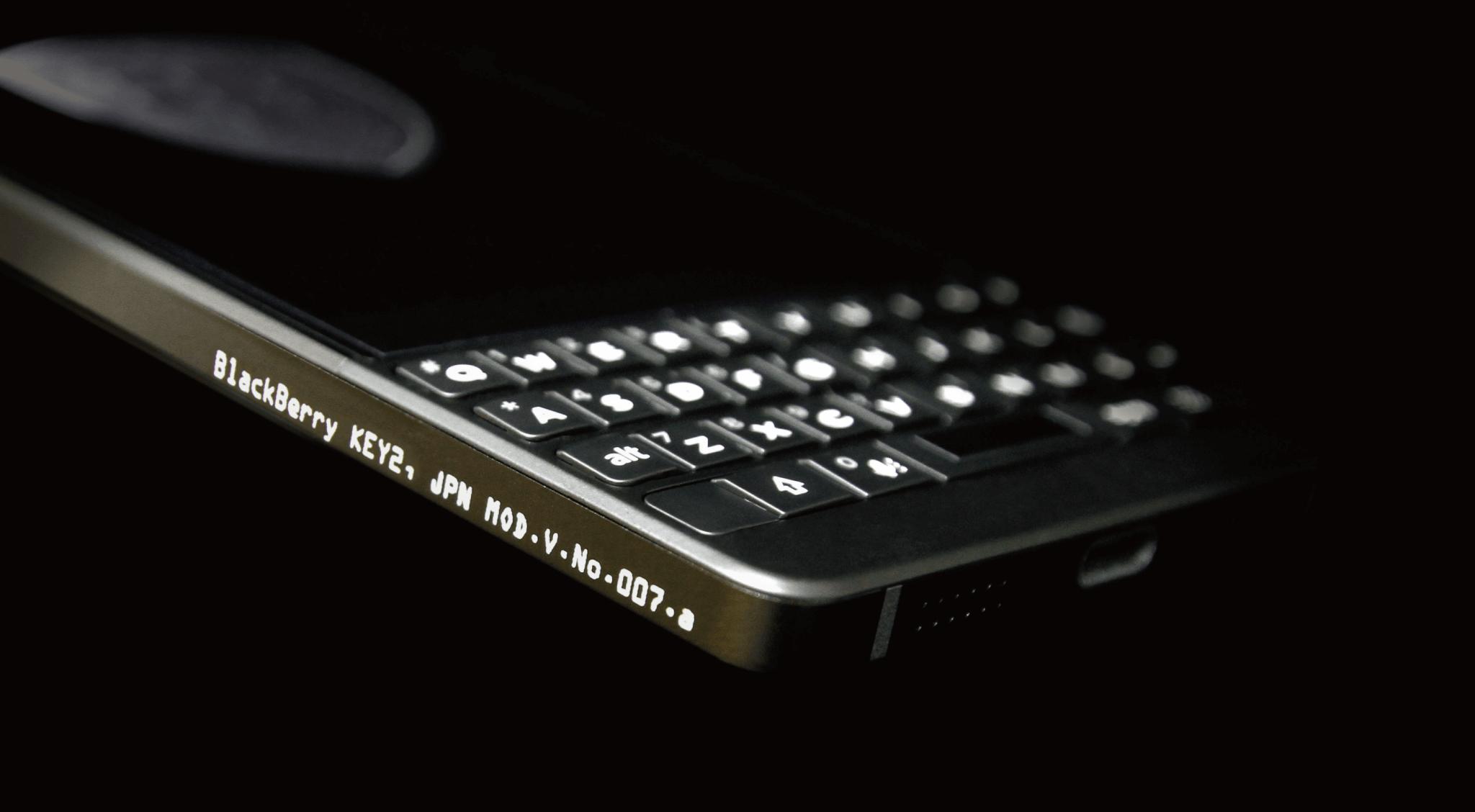 BlackBerry KEY2 Last Edition