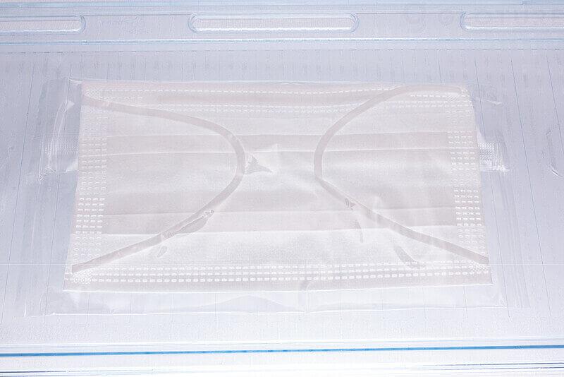 個別包装のため、冷蔵庫に保管しておくことも可能