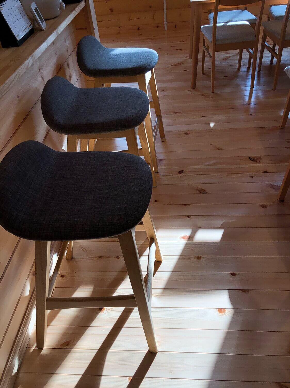家具も木製