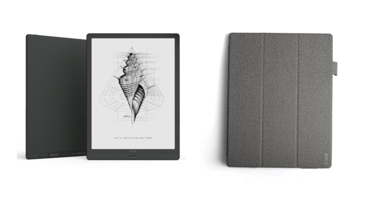 BOOX Max Lumi - 従来の電子ペーパータブレットの概念を打ち破る13.3インチのAndroid搭載E-inkタブレット、販売開始!