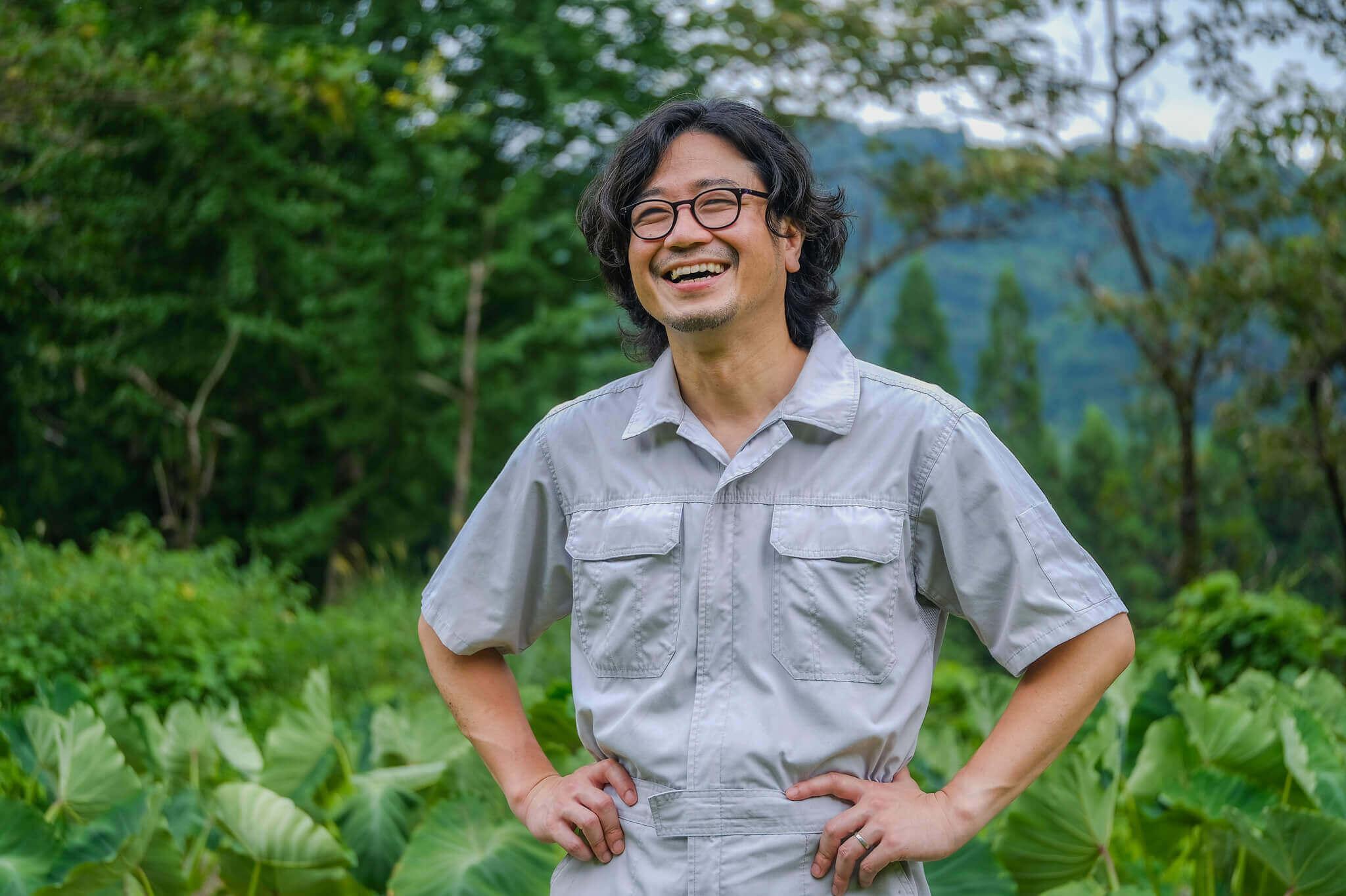 竹内義晴 氏