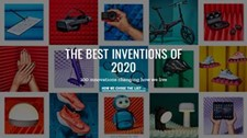 100 BEST INVENTIONS OF 2020