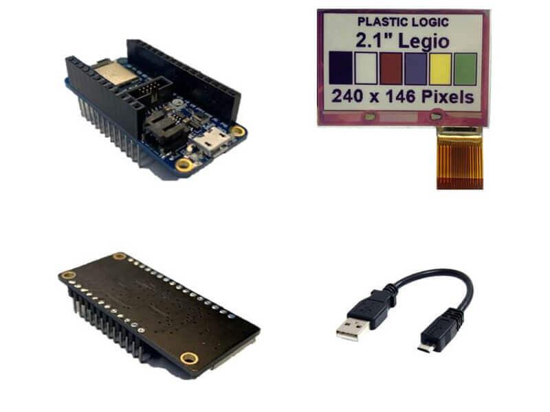 Arduino互換のLegioの開発キット